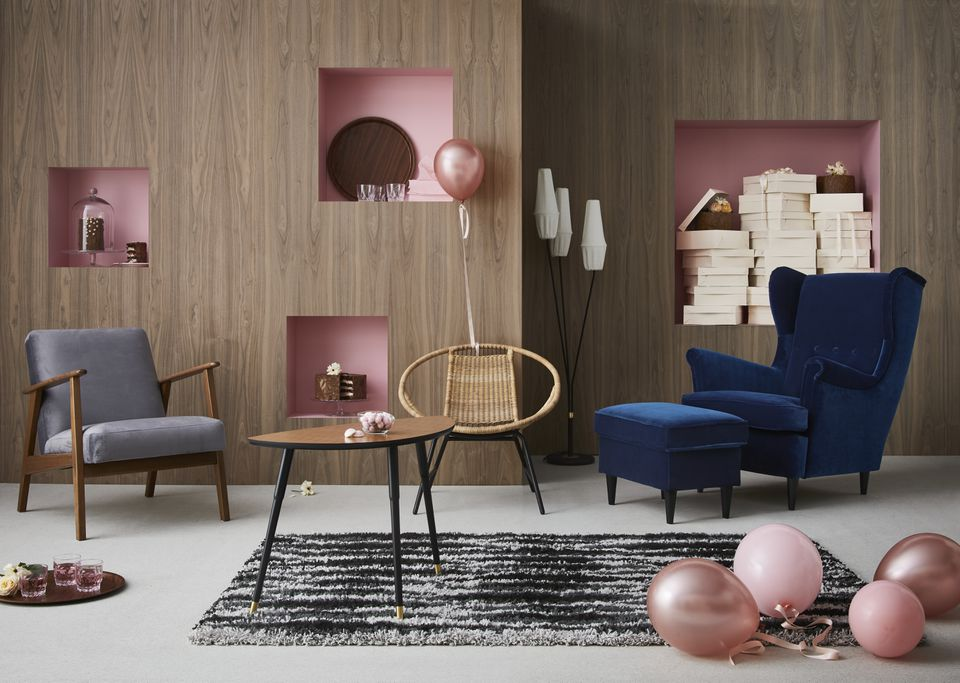 Ikea Gratulera vintage collection
