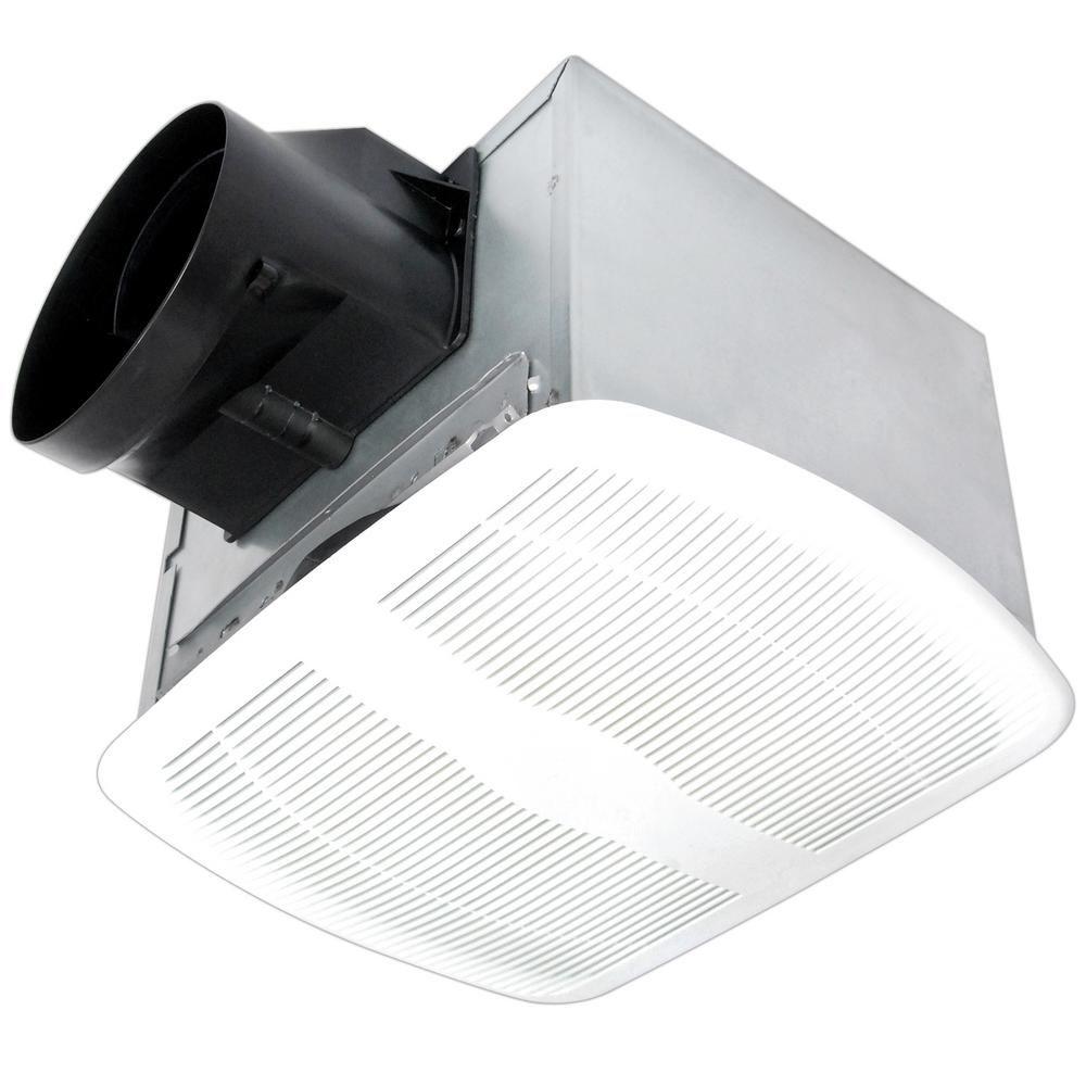 Air King Humidity Sensing 80 CFM Ceiling Bath Fan