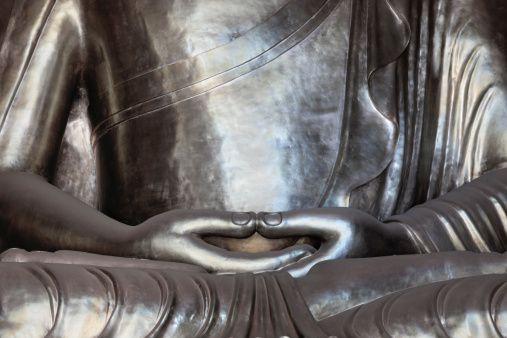 Dhyana Buddha Mudra