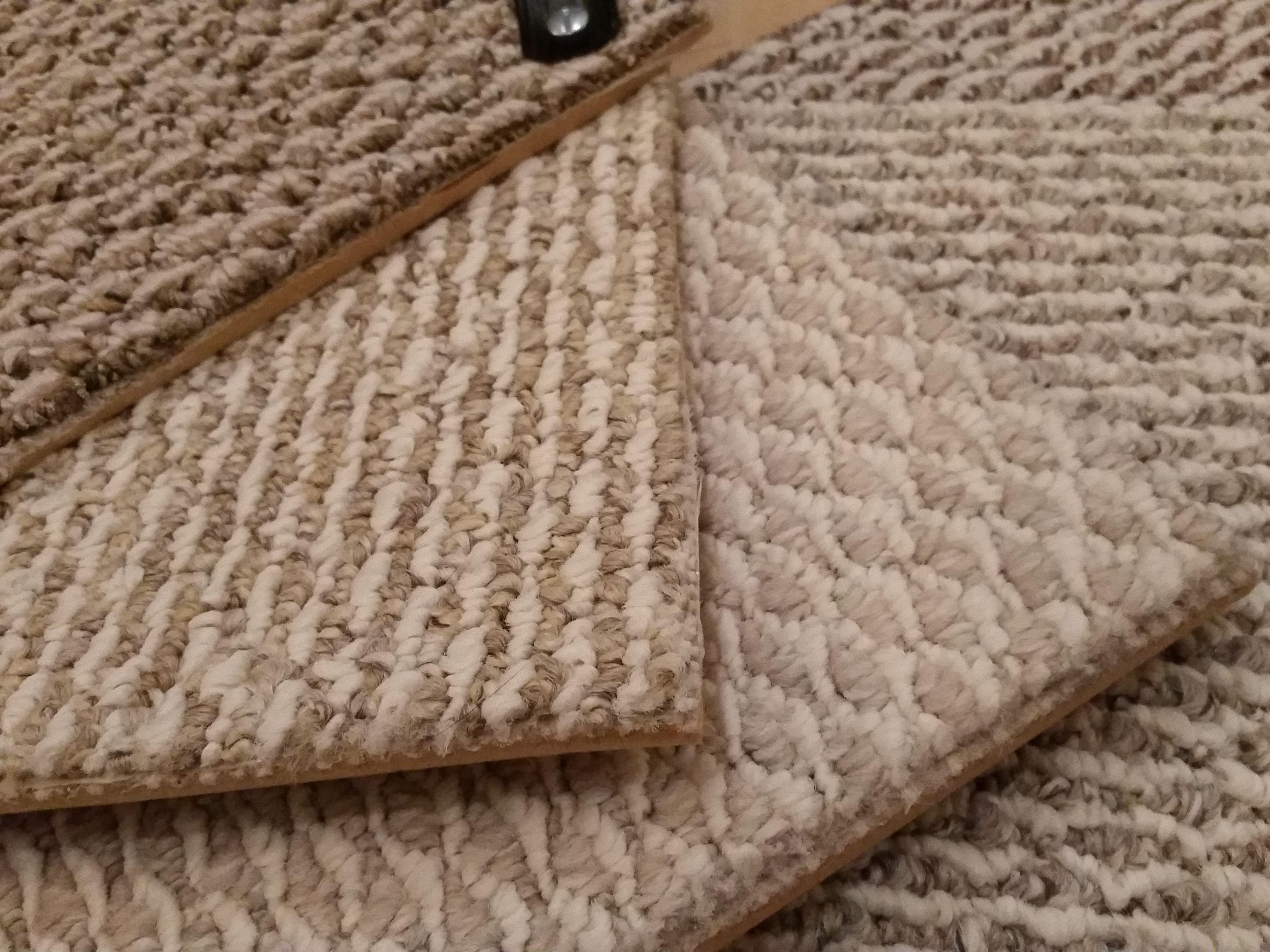 Kanga: Carpet Featuring Attached Foam Pad