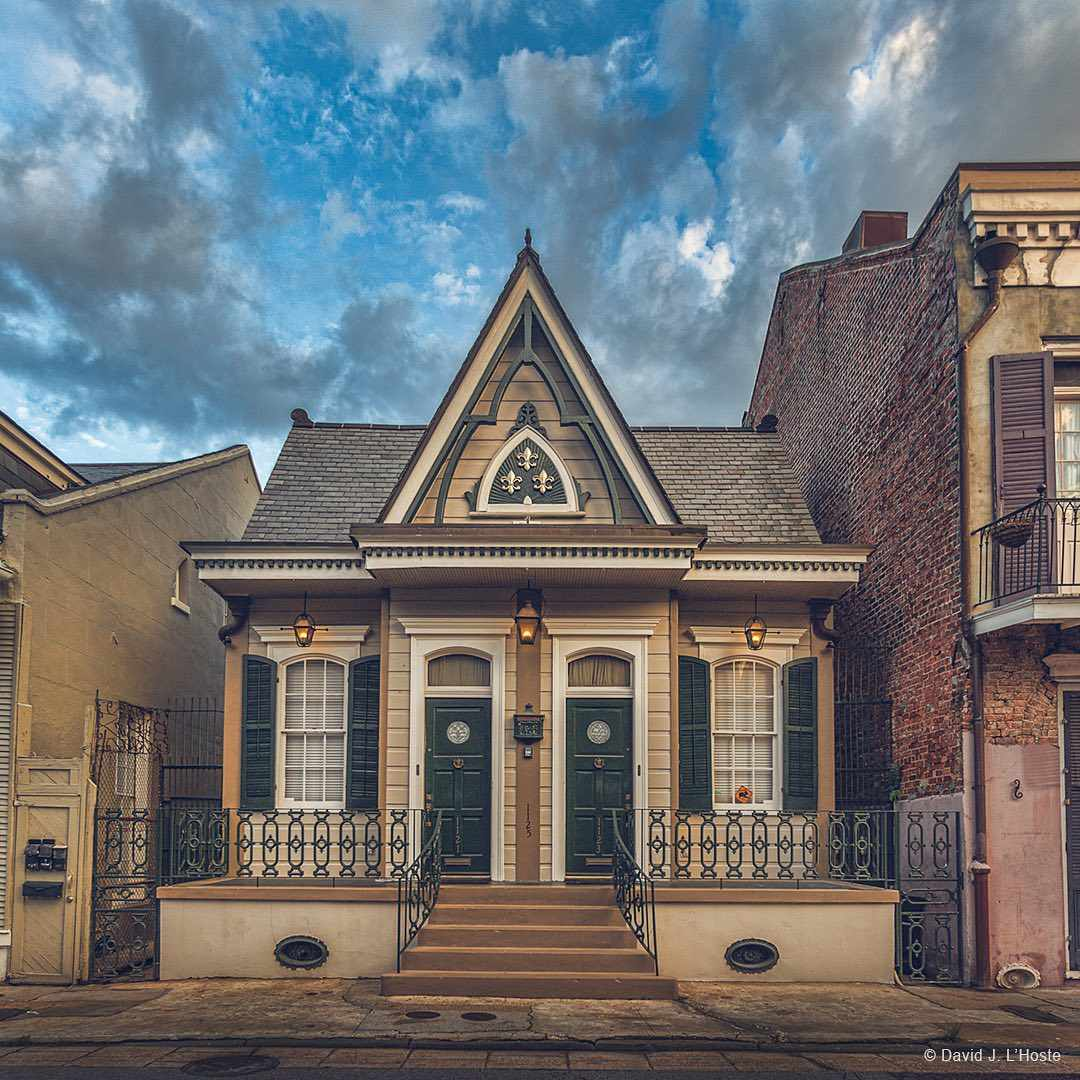 old house in new orleans