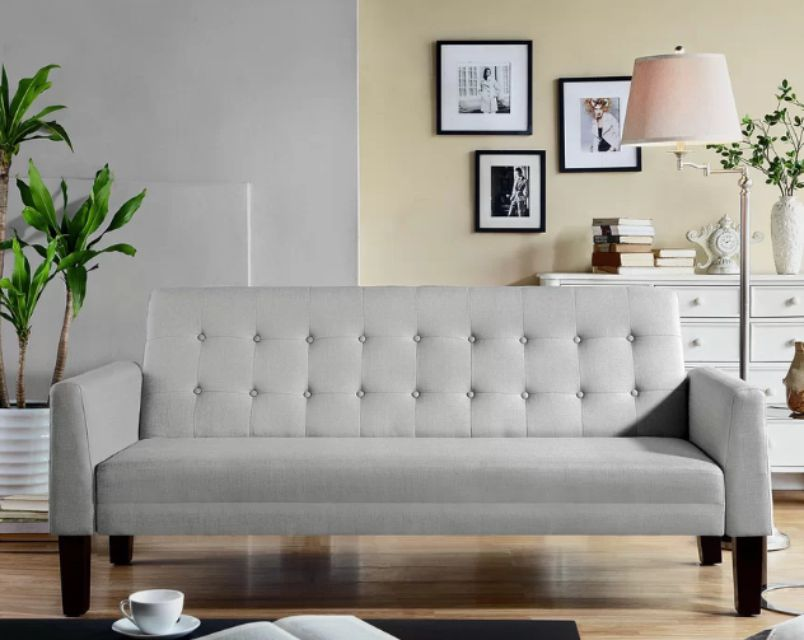 Best Designed Sleeper: Tynemouth Convertible Sleeper Sofa