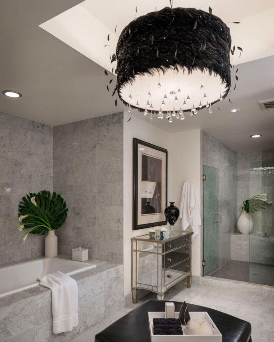 13 Dreamy Bathroom Lighting Ideas: 25 Amazing Dream Bathrooms