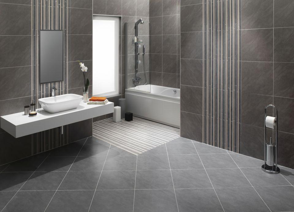 azulejos de pizarra gris