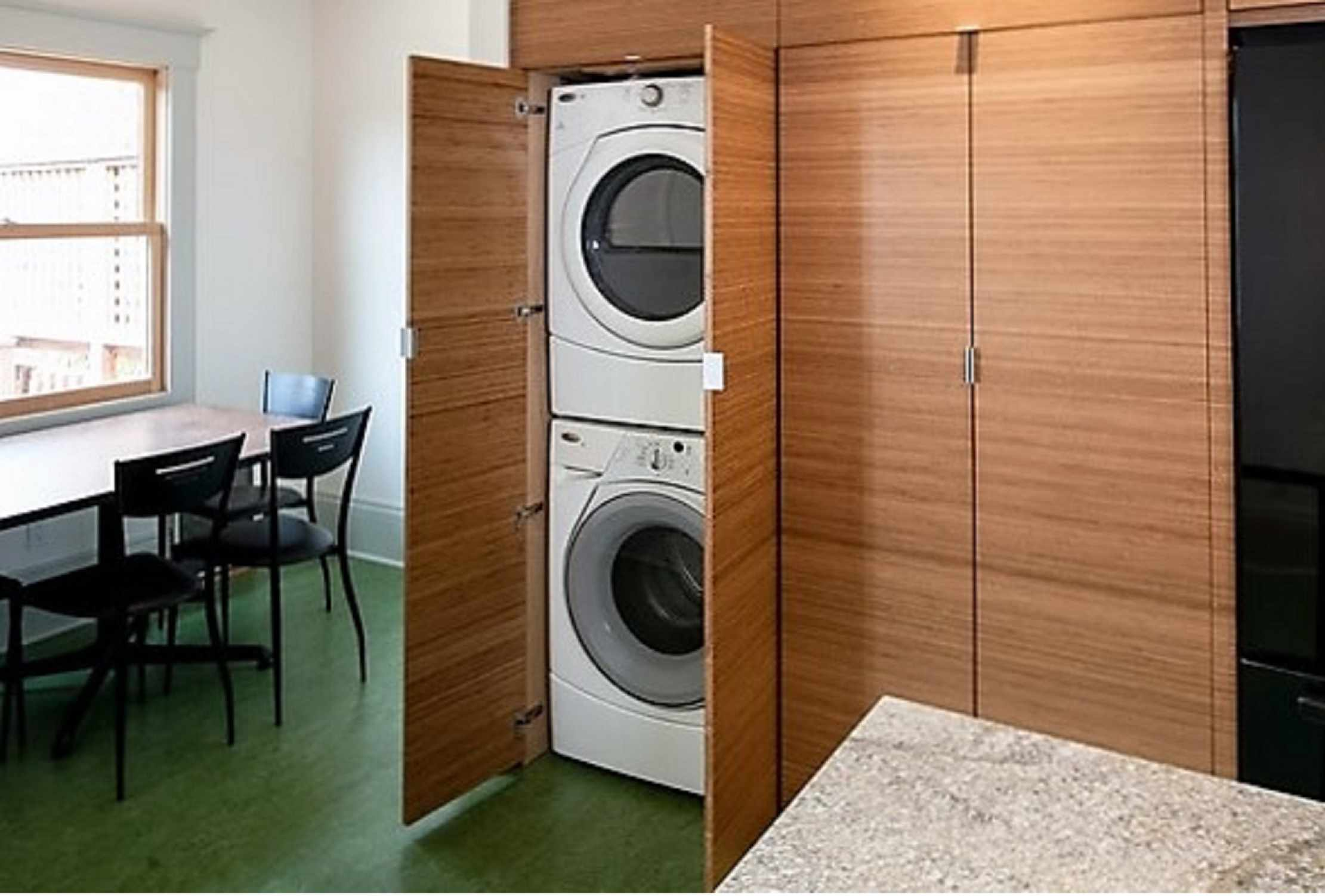 Modern Kitchen Laundry BIG