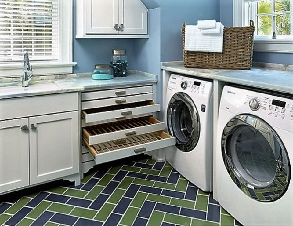 50 inspiring laundry room design ideas a Laundry Room