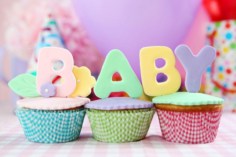 pastelitos de bebé
