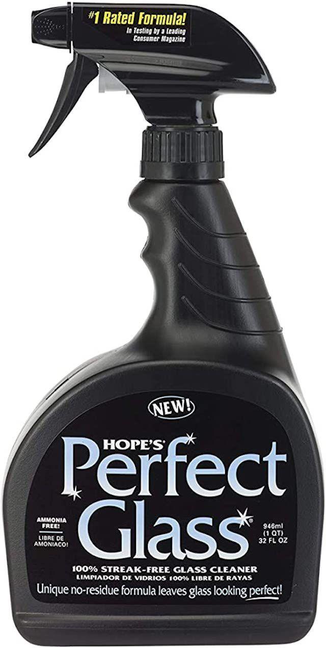 Perfect Glass 100% Streak-Free Glass Cleaner