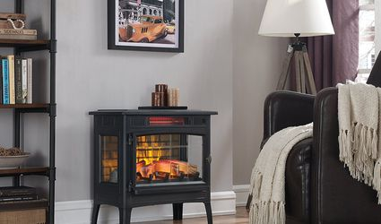 Duraflame 3D Infrared Electric Fireplace