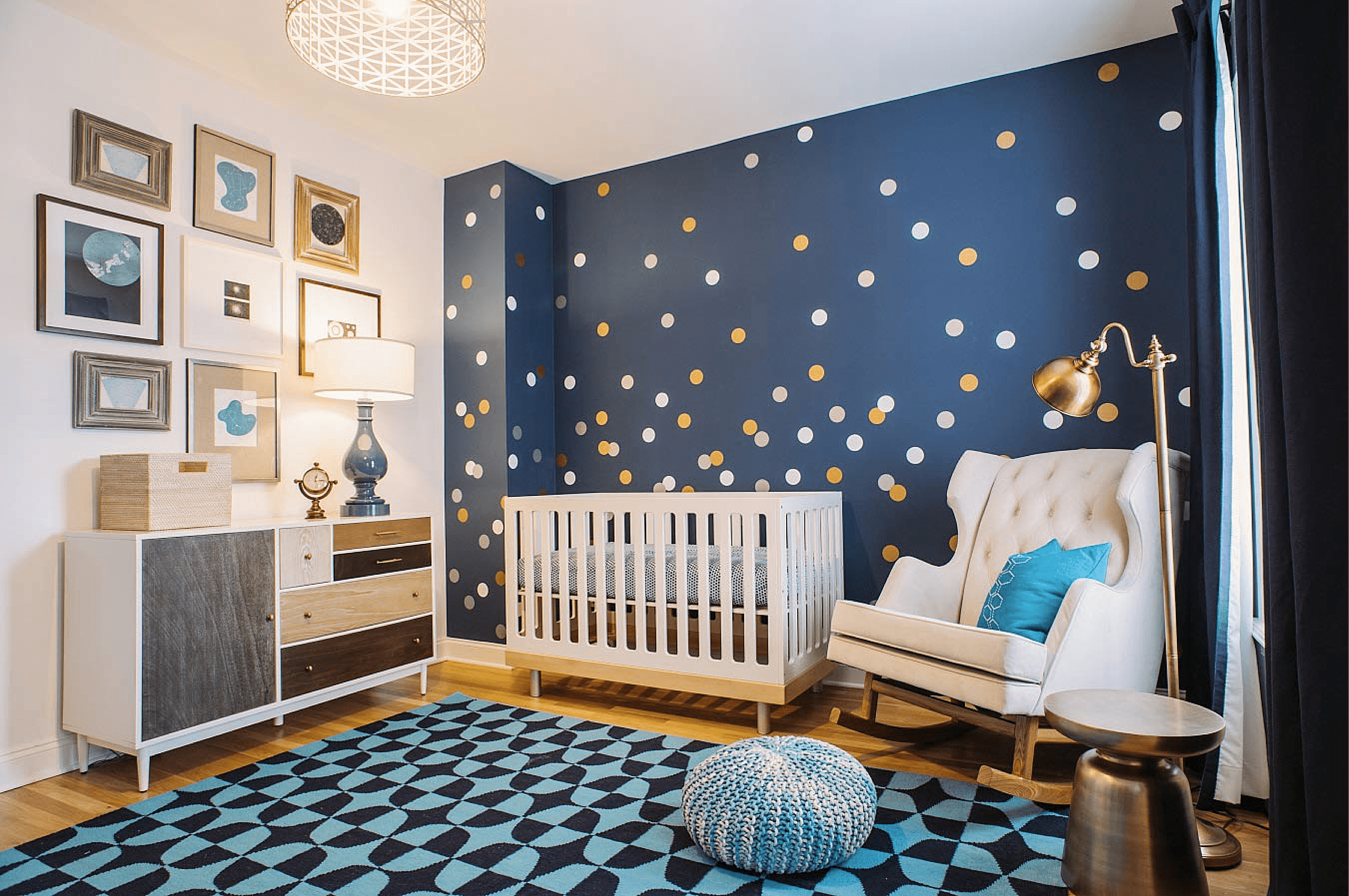 How to Design a Modern Nursery or Kid s Room