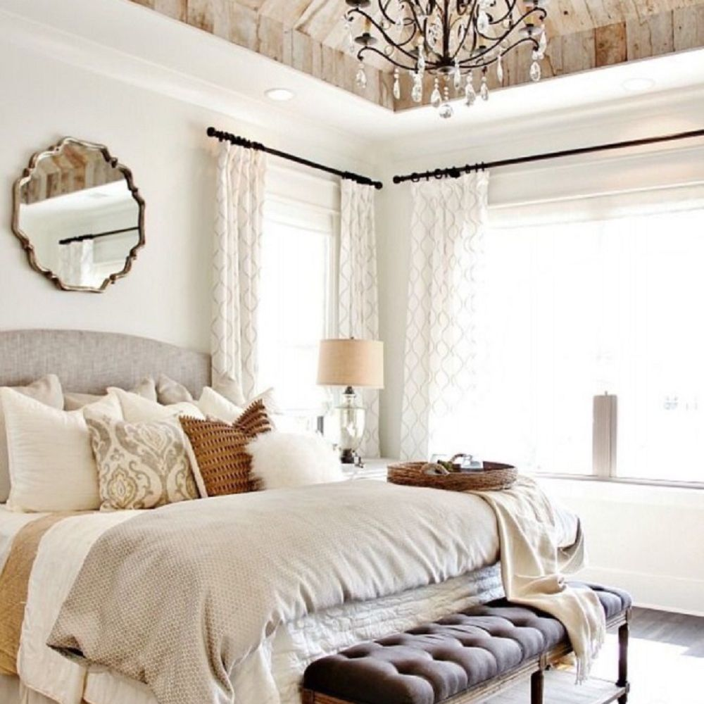 French country bedroom today