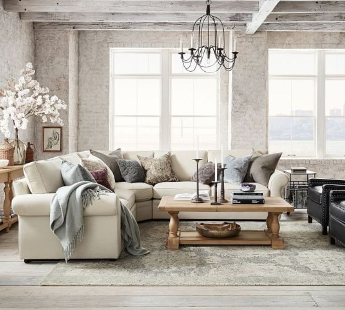 The 9 Best Sectional Sofas Of 2020,Small Living Room Furniture Arrangement Ideas