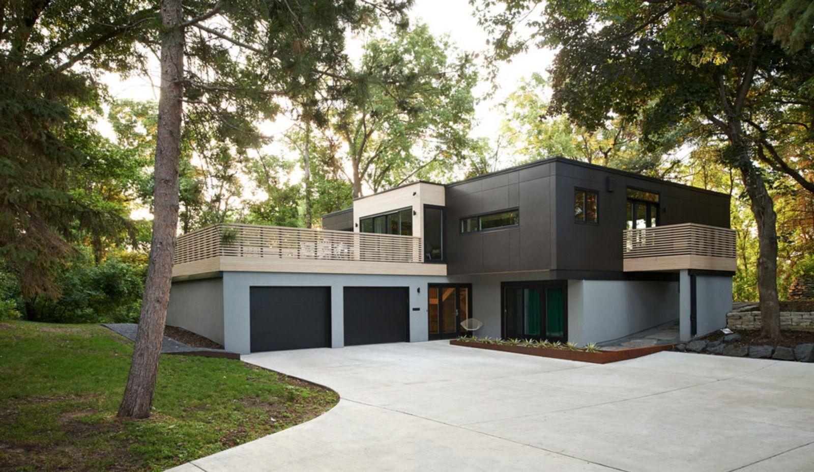 Get Inspired 19 Garage Door Designs And Ideas