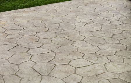 Patio Surfaces Concrete