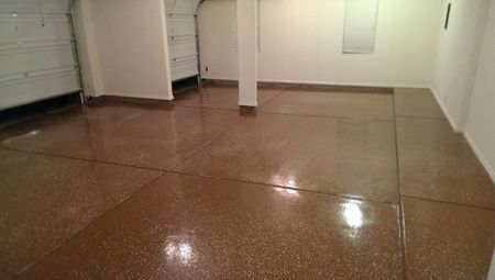 How To Choose The Best Garage Floor Tiles - Clear coat for tile floors