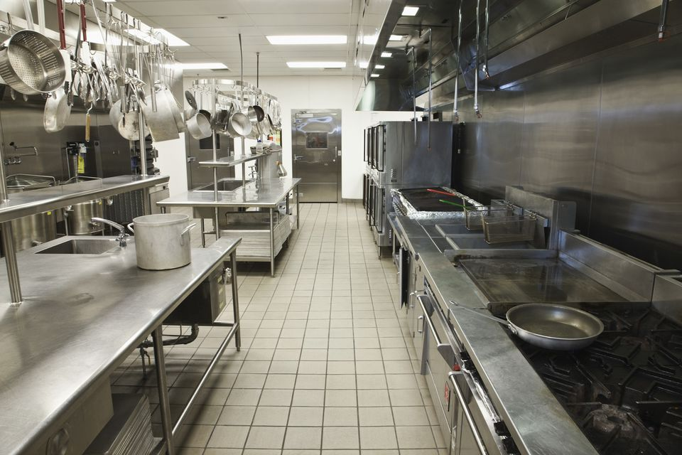 Types Of Chefs In A Commercial Kitchen