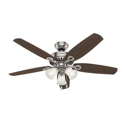 The 7 best ceiling fans to buy in 2018 best for large spaces hunter 53237 builder plus ceiling fan aloadofball Images