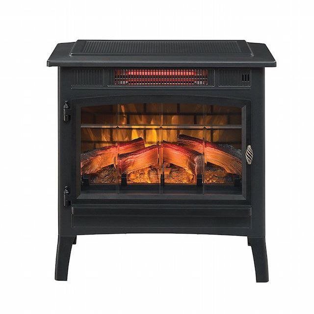 Best Stove Heater Duraflame Dfi 5010 01 Infrared Quartz Fireplace
