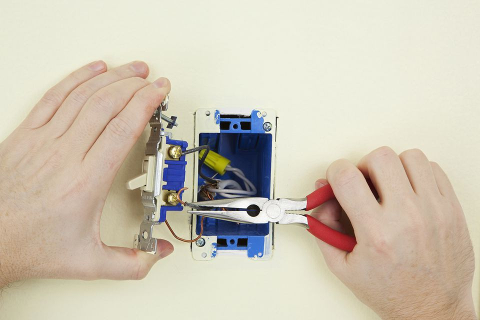Wiring a Plastic Old-Work Electrical Box