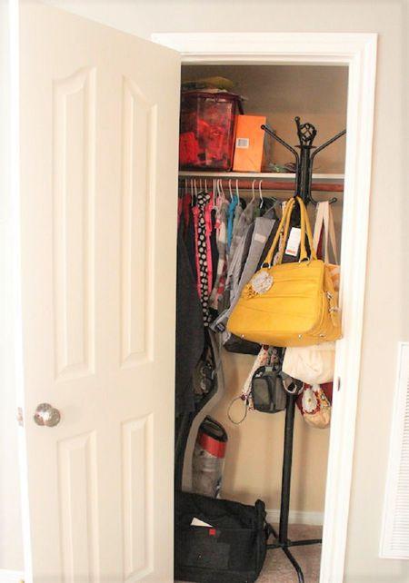 Ordinary Hall Closet