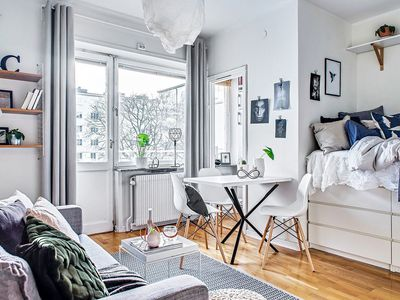 12 Perfect Studio Apartment Layouts That Work Ideas