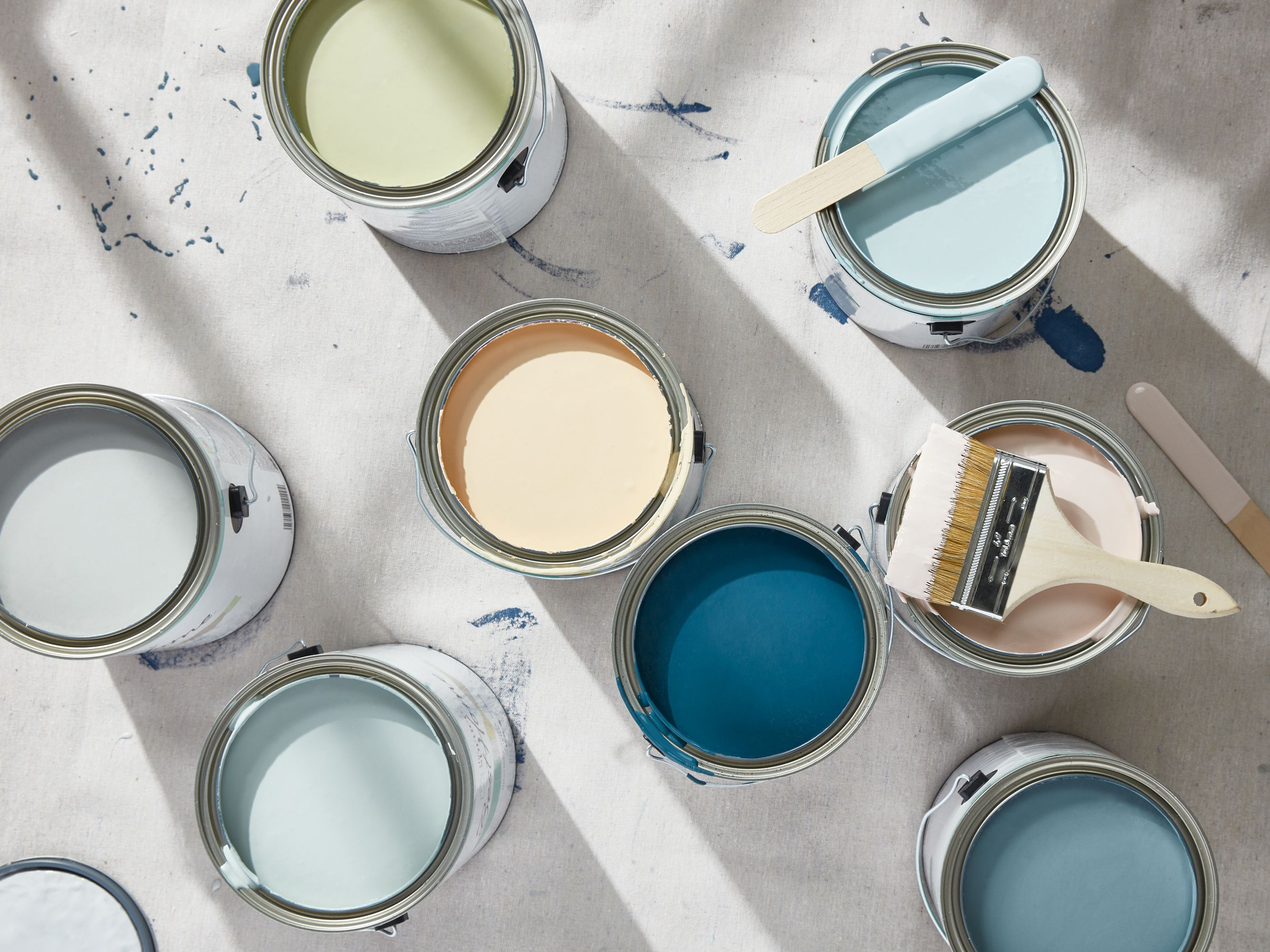 The 15 Best Beach Inspired Paint Colors
