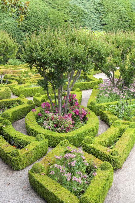 Jardín formal