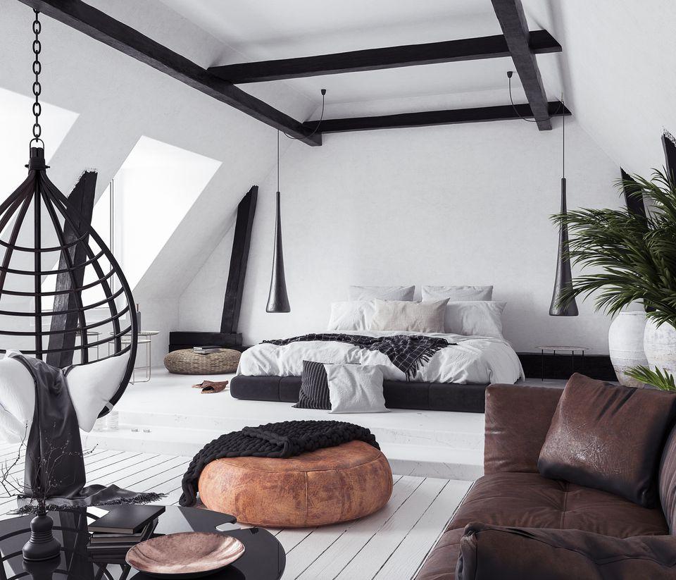 11 Decorating Ideas To Steal From The Scandinavians: 24 Scandinavian Bedroom Design Ideas