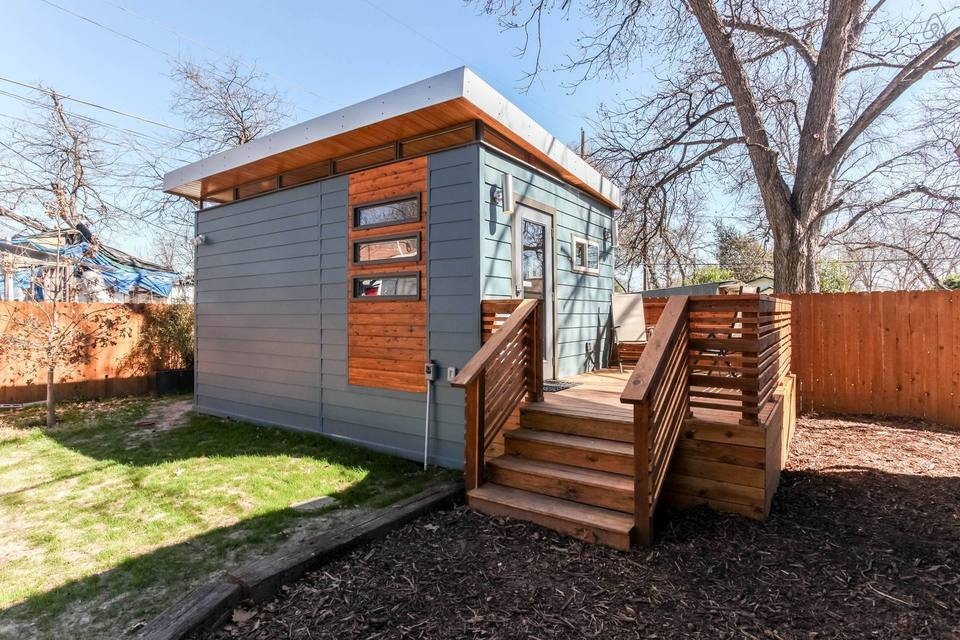 Tiny House: The Kanga en E 2nd