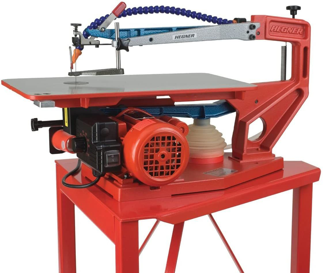 18-Inch Variable-Speed Scroll Saw