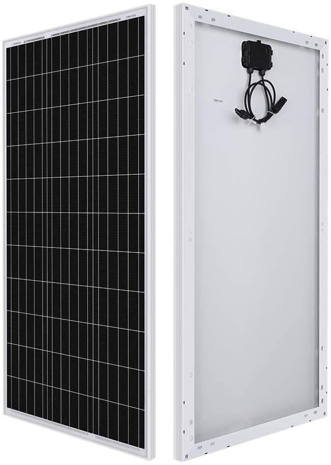 Renogy 100W Monocrystalline Solar Panel