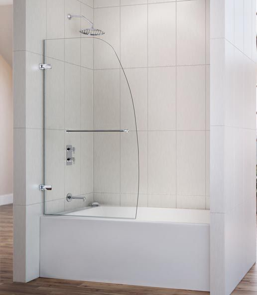 A Bathroom With A View: Choosing The Right Shower Door