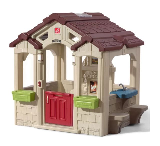 Charming Cottage Playhouse