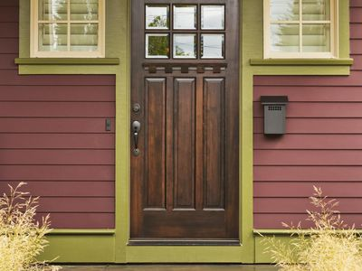 Pros and Cons of Solid Wood, Solid Core, and Hollow Core Wood Doors - Simonton Windows And Patio Doors: A Review