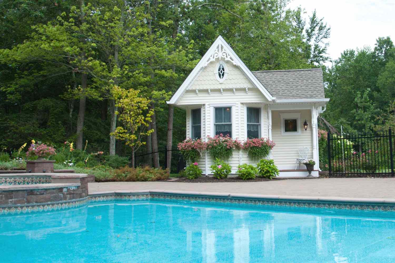 victorian guest cottage
