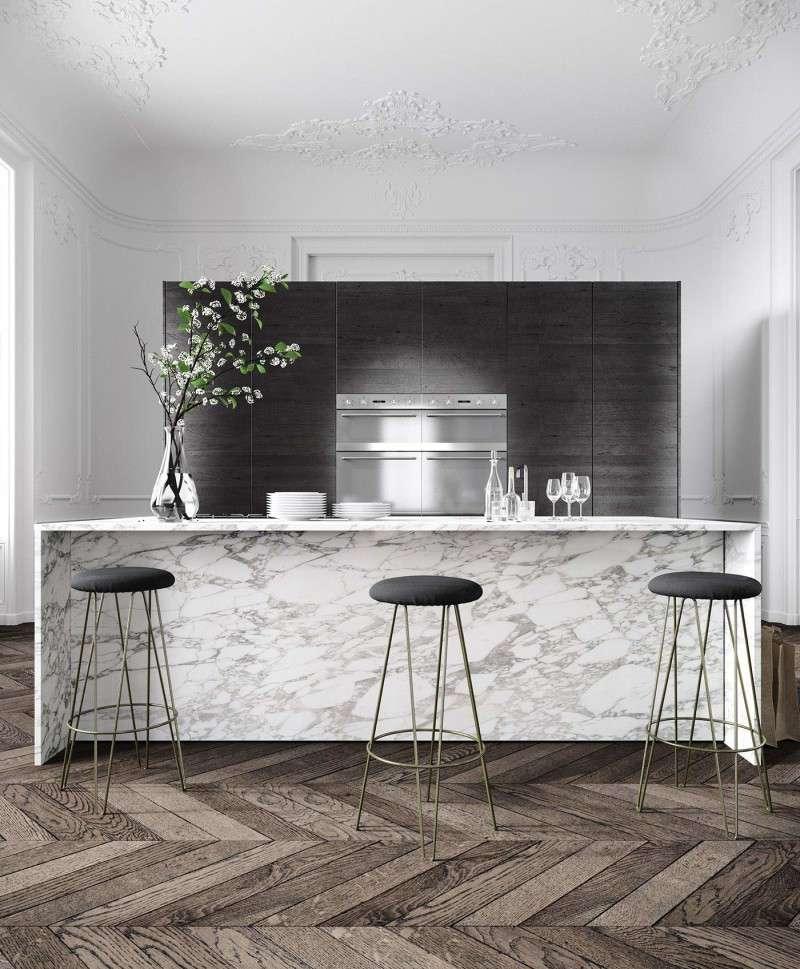 Paris Apartment By Jessica Vedel, via Trendland