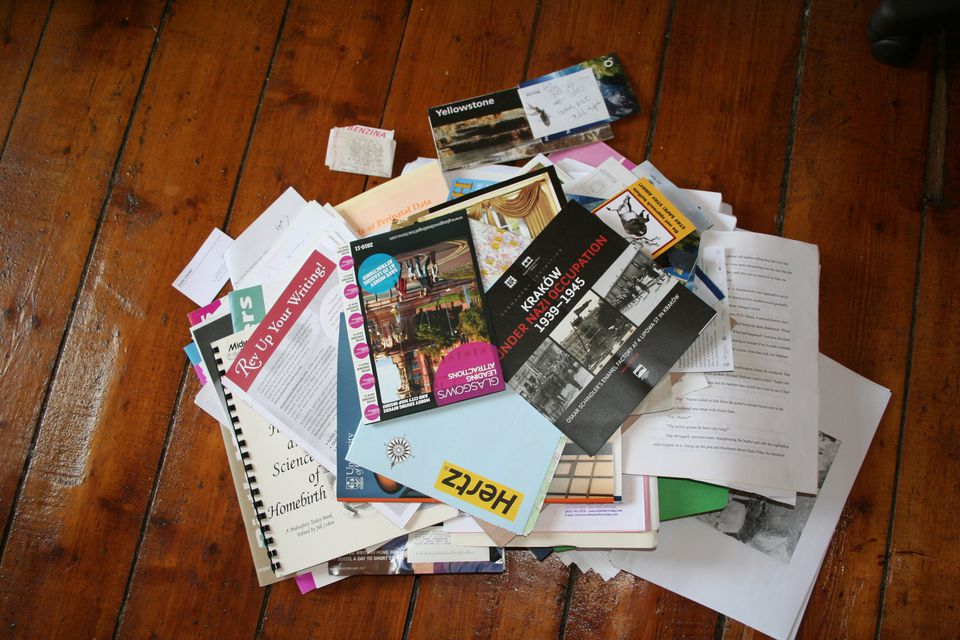 Get Started Decluttering Your Home