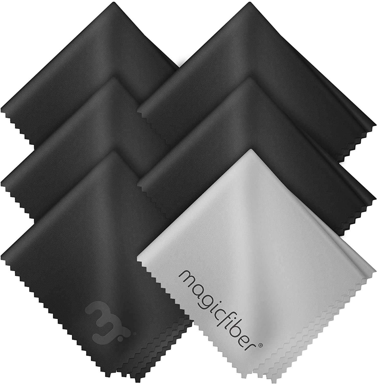 MagicFiber 6 Pack Microfiber Cleaning Cloths