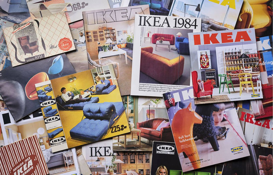 IKEA Just Announced They've Ended Their Iconic Catalog