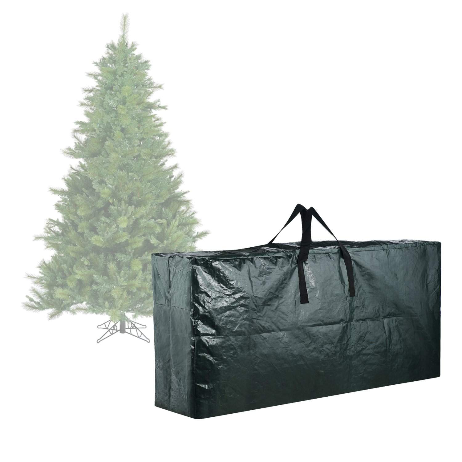 Large Christmas Tree: 6 Storage Solutions For Your Artificial Christmas Tree