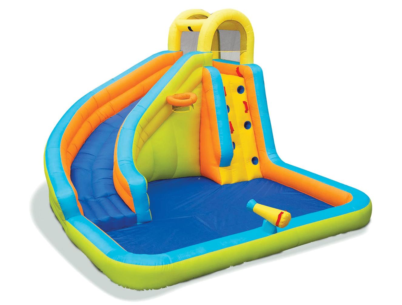 Banzai Backyard Inflatable Water Slide Park