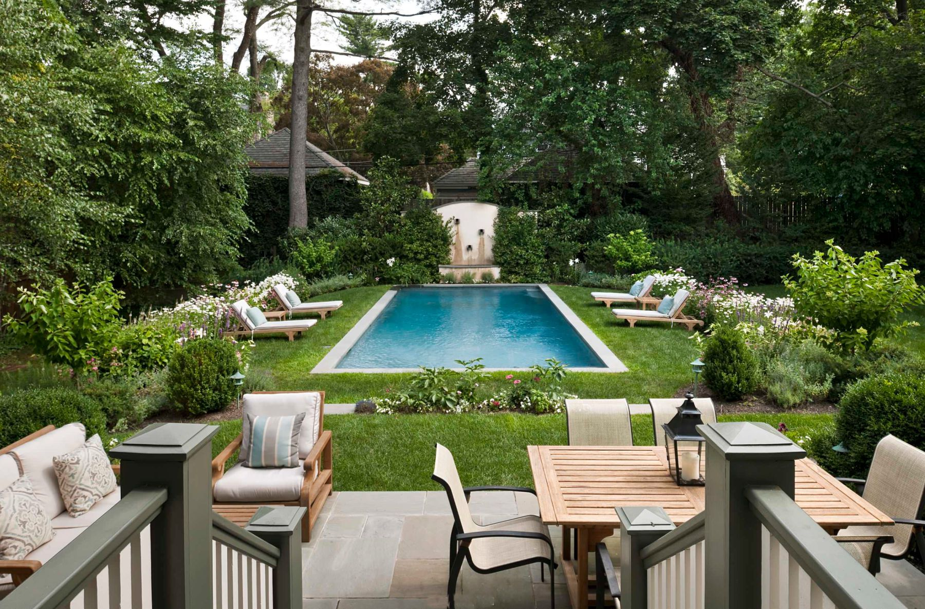Garden With Swimming Pool 33 small swimming pools with big style