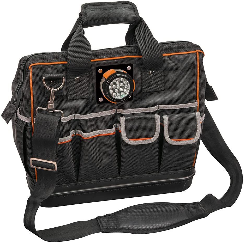 Tool Bag with Padded Shoulder Strap