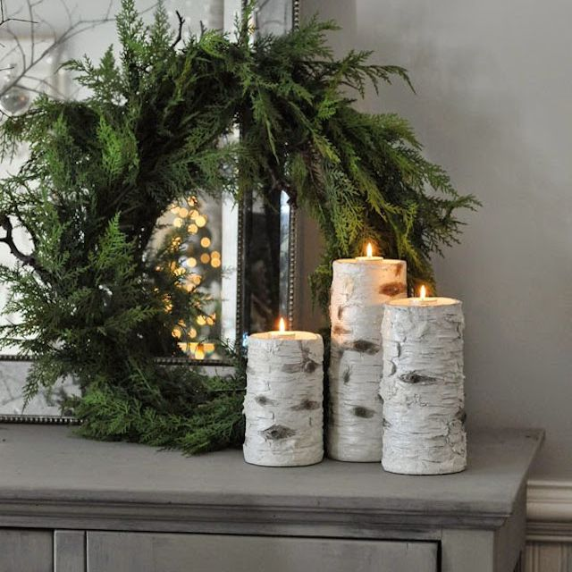 12 Beautiful Natural Christmas Decorations