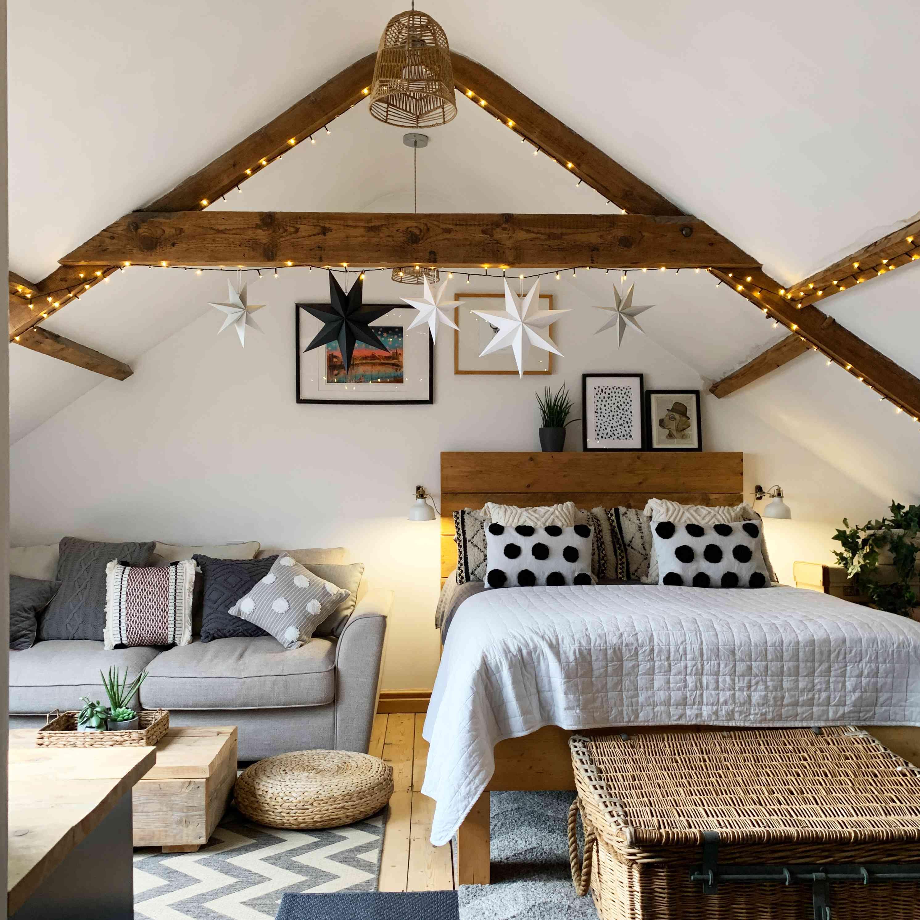 Claire Knight cabin decor