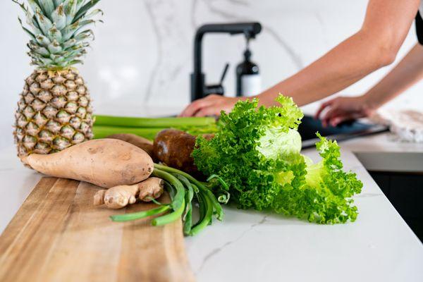 regrowing groceries