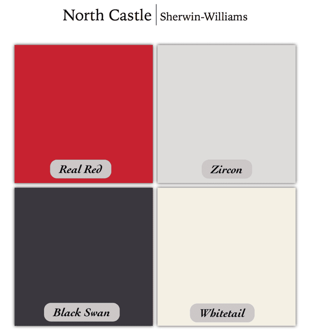 Ideas de esquemas de colores negros de Game of Thrones