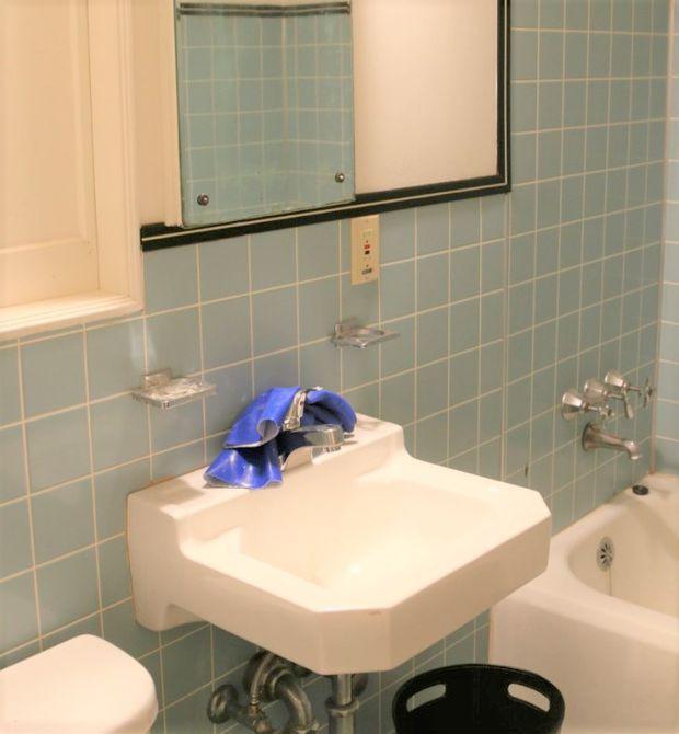 Remodelación del baño Remodelista antes