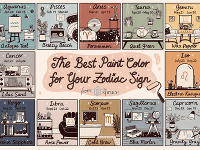 How Each Zodiac Sign Would Decorate Their Dream Home