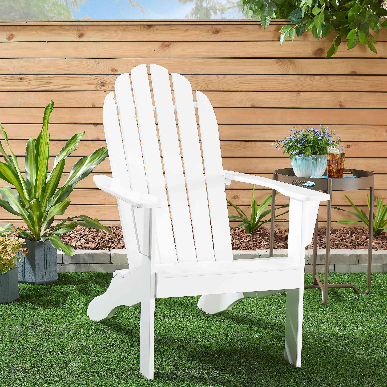 Mainstays Wooden Adirondack Chair